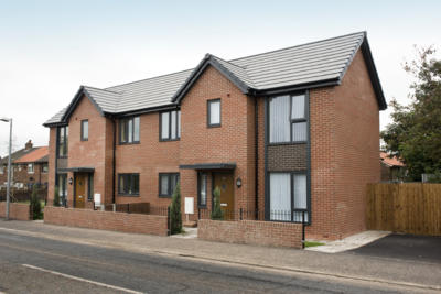 Liberty Group hands over latest new build properties