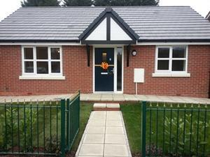 Liberty Group first new build property handed over