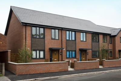 Latest new build schemes completed
