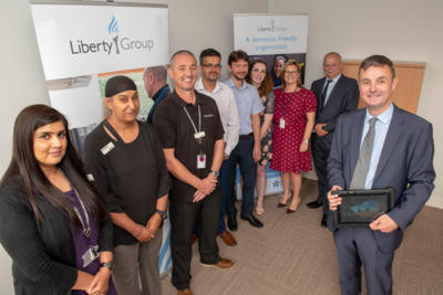 Liberty Group opens Birmingham office as part of growth plans in the Midlands