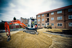 First new-build schemes progressing