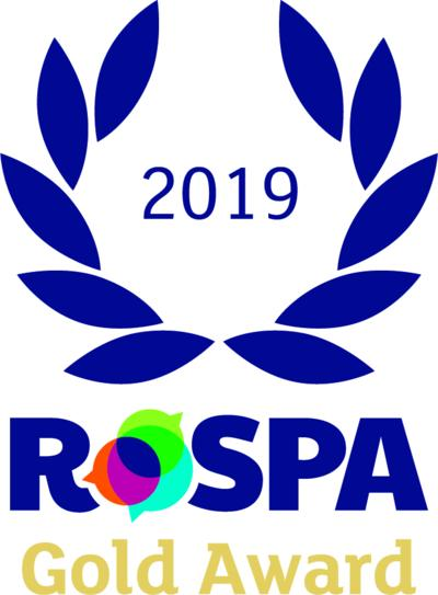 Liberty awarded RoSPA Gold Award for the second year