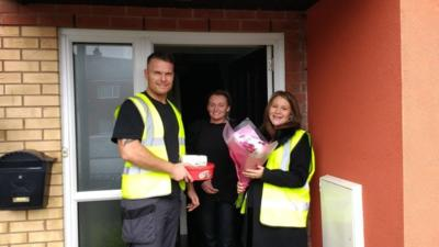 Liberty completes first Arcon Housing Association job