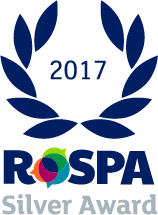 Liberty has achieved the ROSPA Silver Award for 2017
